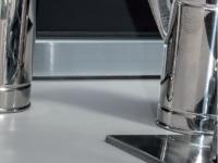 алюминиевый Плинтус и PVC