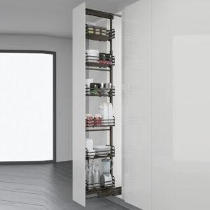 Выдвижные колонны для шкафов